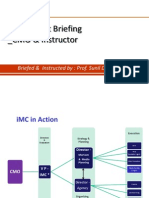 9. IMC Project Briefing_CMO & Instructor