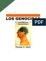 Disch, Thomas M - Los Genocidas.pdf
