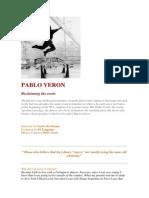 Pablo Veron Interview