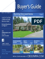 Coldwell Banker Olympia Real Estate Buyers Guide October 11th 2014