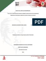 Ensayo del articulo acerca de la reutilización de residuos odontologicos