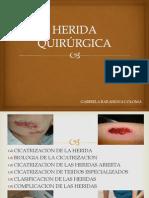 HERIDA QUIRÚRGICA.pptx