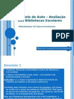 Modelo de Auto - Avaliacao Das Bibliotecas Escolares