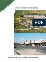The History of Kimber Farms