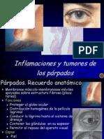 1 Párpados Anomalías, Inflamación y Tumores_modif.PPT