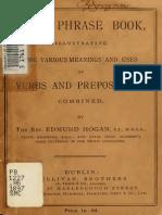 Irish Phrasebook i 00 Hog Au of t