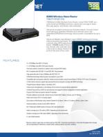 TrendNet User Guide - En Spec Tew-731br(v1.0r)