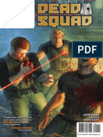 Dead Squad #1 Preview