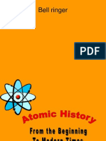 Atomic History Old x