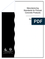 Manufacturing Standards for Precast Concrete Products - City of Portland Oregon.pdf
