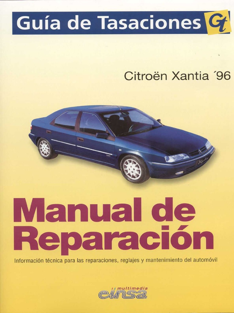 manual xantia pdf rh scribd com