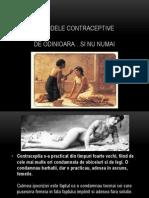 Metodele Contraceptive de Odinioara