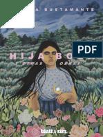 Mercedes Halfon - Presentación de Hija boba y otras obras