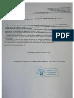 COMUNICADO DE ADHESIÓN DE LA ASOCIACIÓN DE AMIGOS DE LA RASD DE CARTAGENA