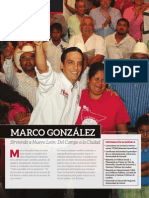 Entrevista PROMAG Marco González