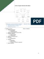 Overview of Alkene Reactions