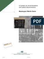 Catálogo Masterpact