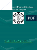 bauxite school district gifted and talented program