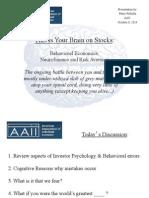 AAII Brain on Stocks Presentsation NYC 2014
