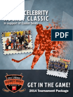 Lindros Celebrity Hockey Classic
