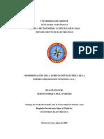"""""""MODERNIZACIÓN DE LA SUBESTACIÓN ELÉCTRICA DE LA EMPRESA HELISOLD DE VENEZUELA S.A."""".pdf"""