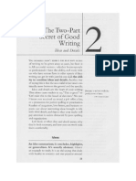 Secret of Good Writing