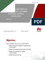 OWG000016 WCDMA-CS basic conception, principle and basic call flow intro....ppt