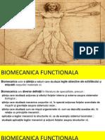 Curs 1 Biomecanica Functionala