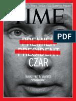 Time Magazine 2014 05-19