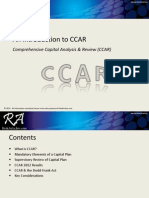 An Introduction to CCAR