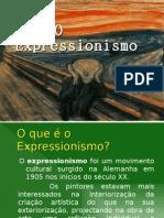 O Expressionismo 9ºB