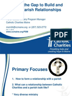 Bridging the Gap to Build and Sustain Parish Relationships2