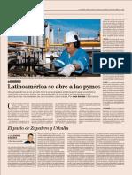 Latinoamérica se abre a las pymes