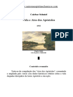 Cairbar Schutel - Vida e atos dos apóstolos