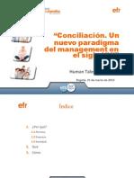 4-Conciliación. Un nuevo paradigma de management.pdf