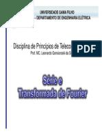 Serie e Transformada de Fourier.pdf