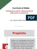 Del Curriculo al silabo - Dra. Rafael.pptx