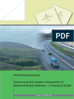 Environmental Impact Assessment of National Road Schemes Practical Guide Unknown