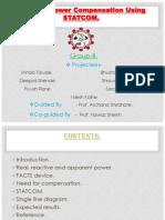 reactivepowercompensationusingstatcom-140223125603-phpapp01.pptx