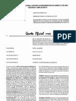 ACTA DE MODIFICACION BILATERAL CONTRATO 4600021115 DE 2009 ADICION 02 AMPLIACION 01.pdf