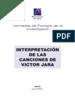 Interpretacion de las canciones de Victor Jara.pdf