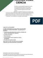 LA ECOLOGIA COMO CIENCIA.pptx