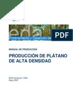 Manual de Platanos en Honduras