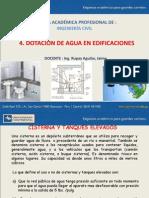 4. DOTACION DE AGUAS EN EDIFICACIONES.ppt