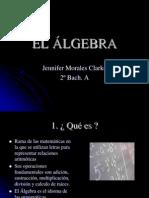 EL ALGEBRA.ppt