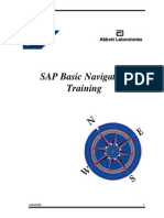 sap Basic Navigation