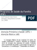 Aula 4 - Programa de Saúde da Família (PSF).ppt