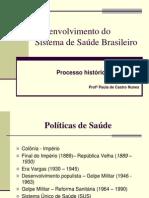 Aula 1 - Histórico SUS.ppt