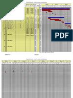 Excel Gantt v4