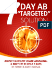 7 Day Ab Targeted Solution Aff